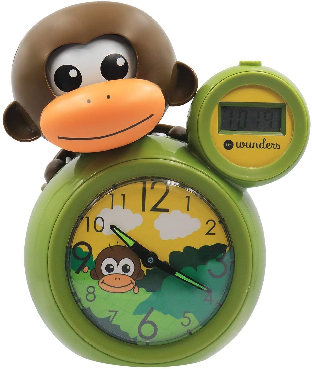 Réveil éducatif petit singe
