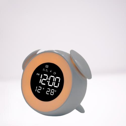 réveil fille simulateur d'aube
