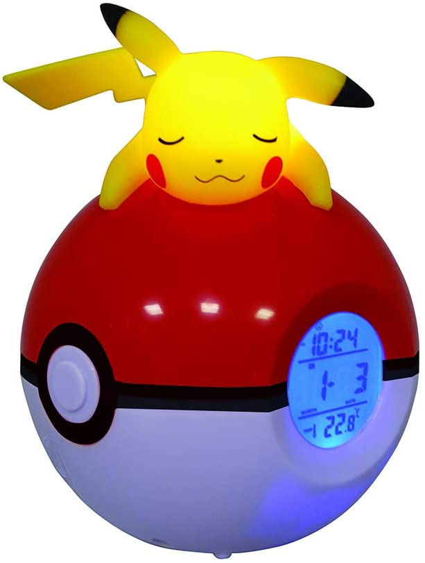 reveil pokemon boule